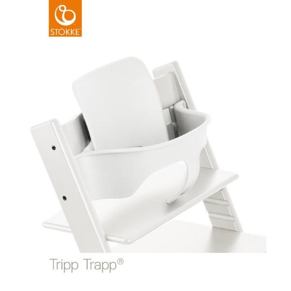 Stokke Tripp Trapp Babyset Weiß