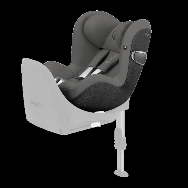 CYBEX Sirona Z i-Size Soho Grey / mid grey Kollektion 2020