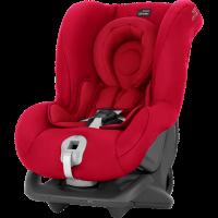 Britax Römer Kindersitz First Class plus Kollektion 2021 Fire Red