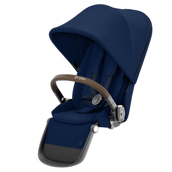 CYBEX Gazelle S Sitzeinheit Taupe Navy Blue Kollektion 2021