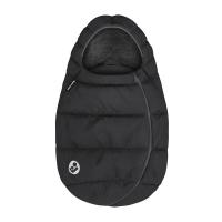 Maxi Cosi Fußsack für Babyschalen Essential Black Kollektion 2021