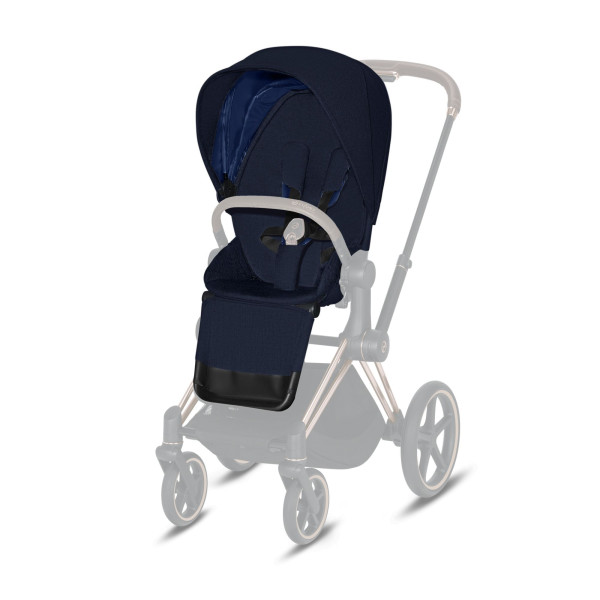 CYBEX Platinum Priam Seat Pack Plus Midnight Blue Plus Kollektion 2021