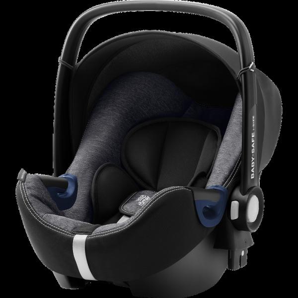 BRITAX RÖMER PREMIUM Baby-Safe² i-Size Babyschale Graphite Marble 2020