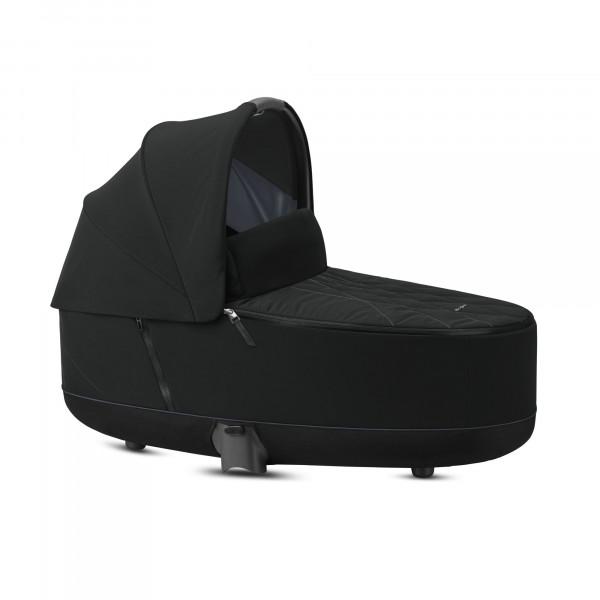 CYBEX Platinum Priam Lux Kinderwagenaufsatz Deep Black Kollektion 2020