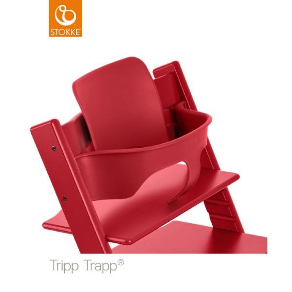 Stokke Tripp Trapp Babyset Rot
