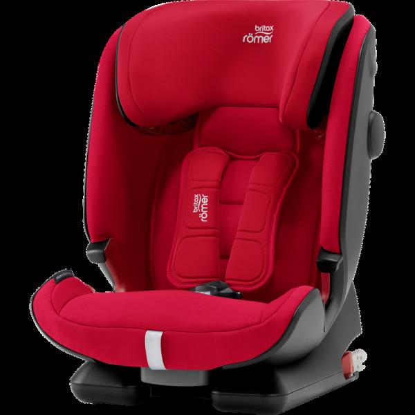Britax Römer Kindersitz Advansafix IV R Fire Red