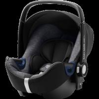 BRITAX RÖMER PREMIUM Baby-Safe² i-Size Babyschale Graphite Marble 2021