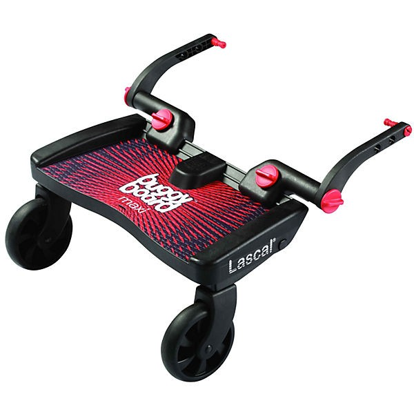 Lascal BuggyBoard Maxi-Red