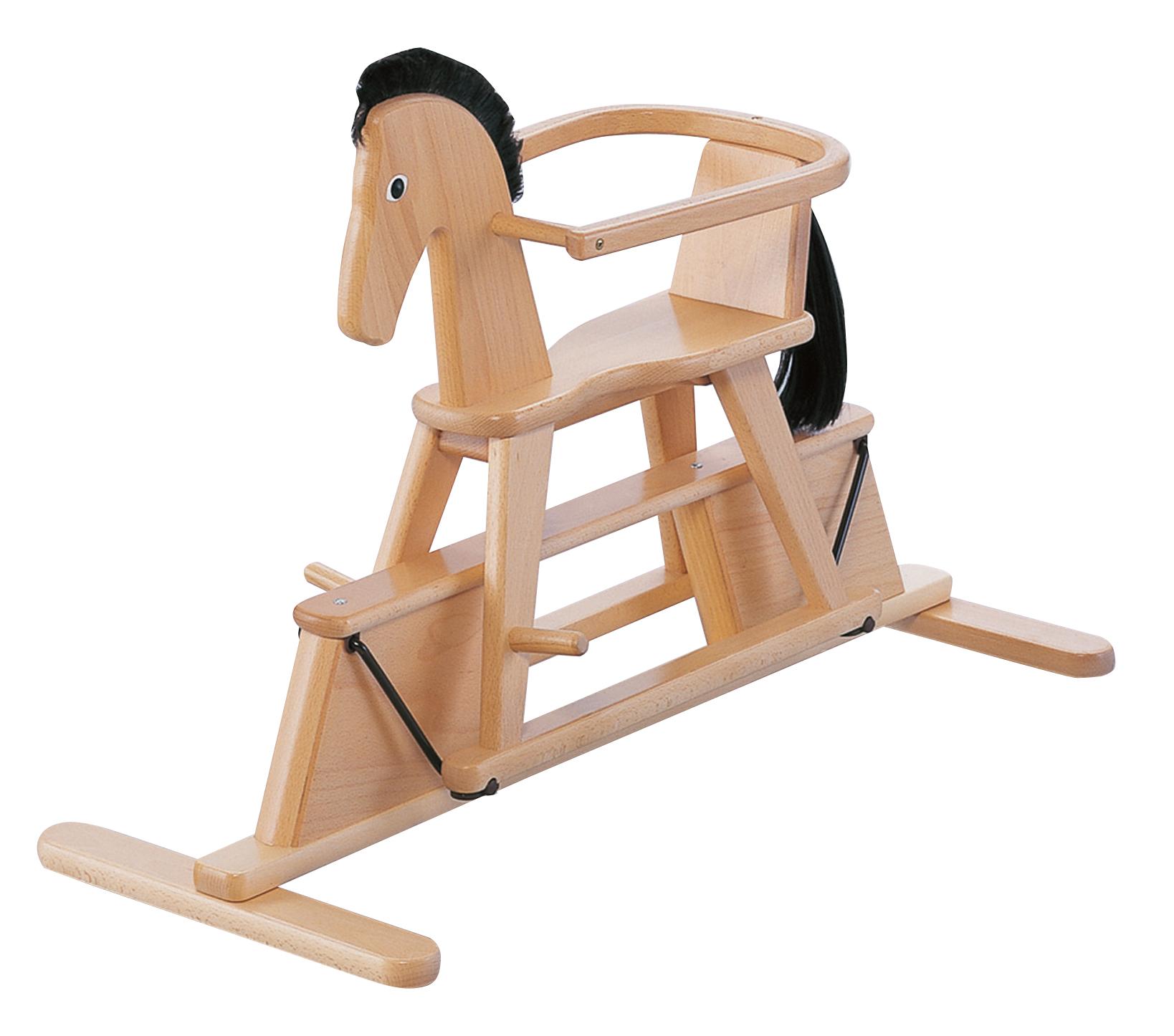geuther schaukelpferd swingly stern natur baby fachmarkt f r babyausstattung gmbh. Black Bedroom Furniture Sets. Home Design Ideas