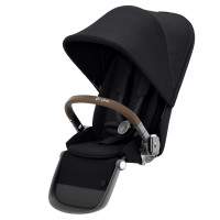 CYBEX Gazelle S Sitzeinheit Taupe Deep Black Kollektion 2021