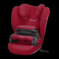 CYBEX Silver PALLAS B-FIX Dynamic Red Kollektion 2021