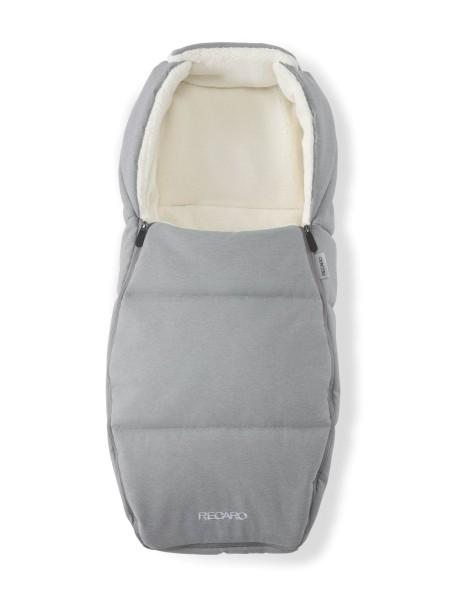 Recaro Footmuff Infant Carrier Prime Silent Grey