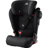 Britax Römer Premium Kindersitz Kidfix III S Cosmos Black