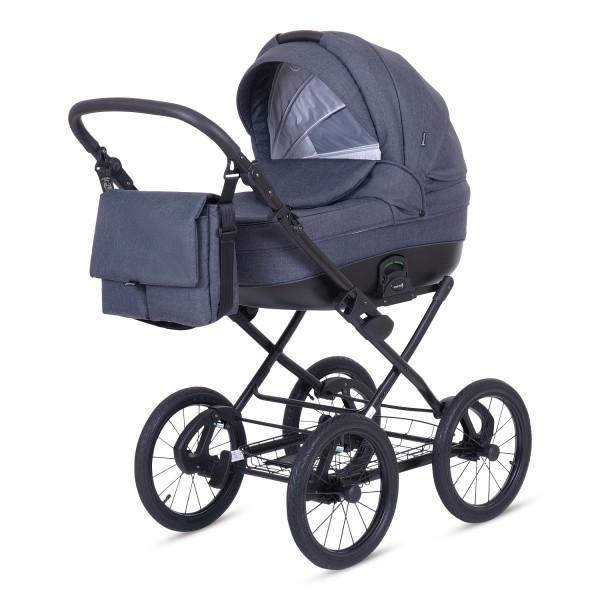 Knorr Baby Kinderwagen ROMA Anthrazit