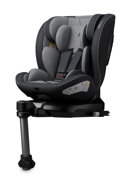Osann Oreo360° i-Size Kindersitz Universe Grey 40 bis 105 cm Körpergröße
