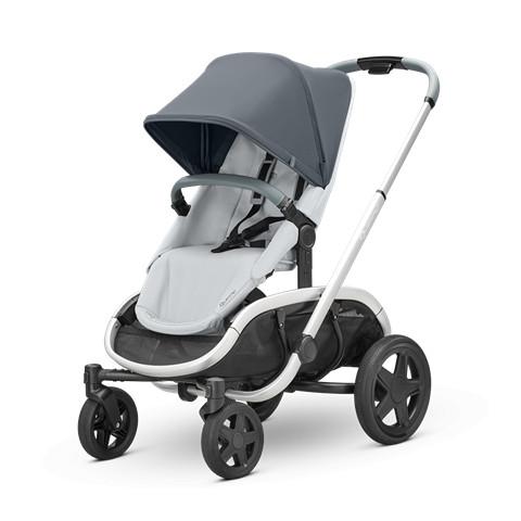 Quinny Kinderwagen Hubb Graphite on Grey