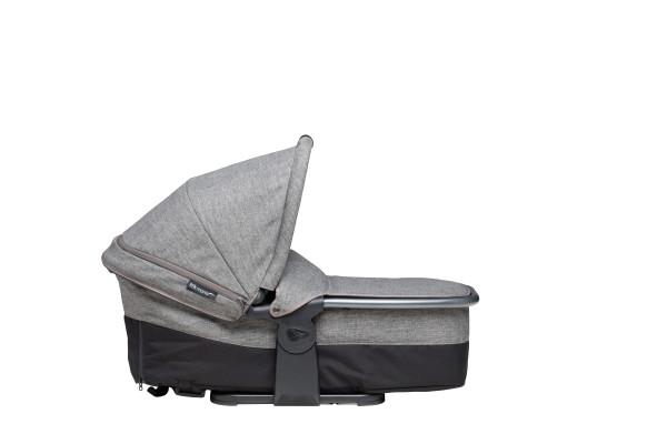 TFK mono Kombieinheit (Wanne/Sitz) Premium Grau