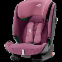 Britax Römer Premium Kindersitz Advansafix I-Size Wine Rose