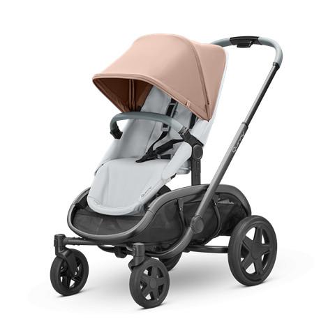 Quinny Kinderwagen Hubb Cork on Grey