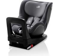 Britax Römer Premium Kindersitz Dualfix M i-Size Kollektion 2020 Storm Grey