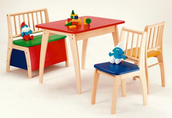 Geuther Bambino Sitzgruppe Bunt