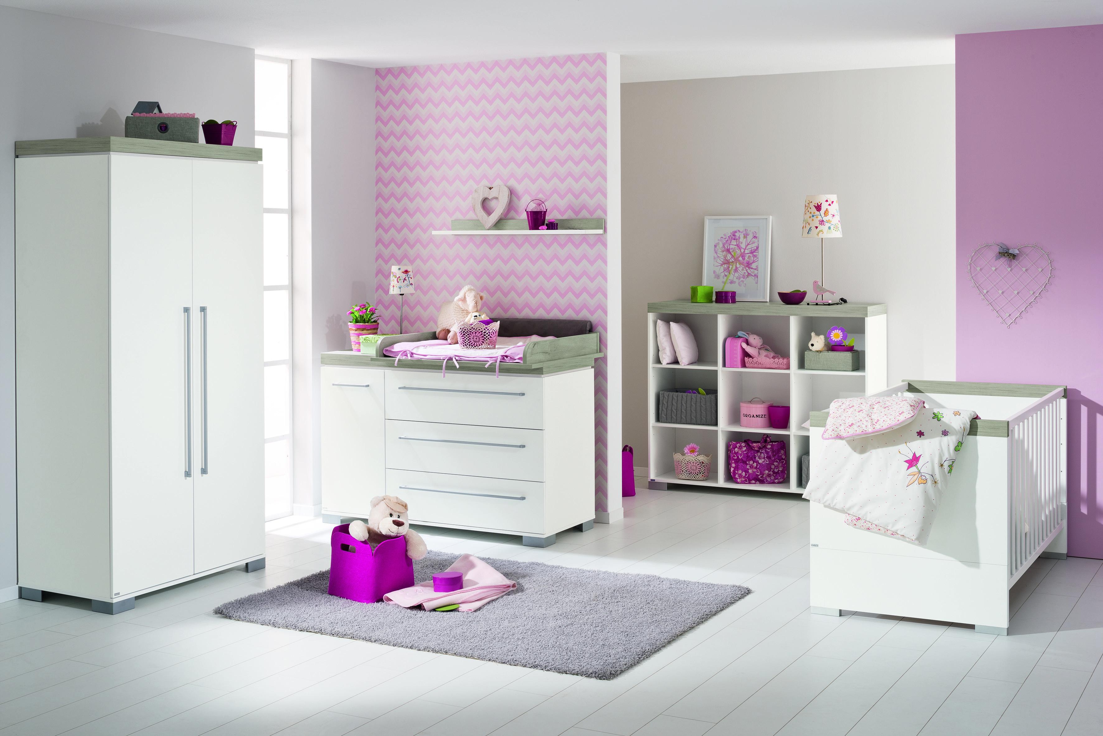 Paidi Kinderzimmer Kira Nautik mit 2-Türigem Schrank | Baby ...