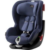 Britax Römer Premium King II LS Black Series Kollektion 2020 Moonlight Blue