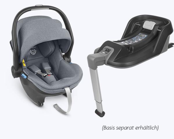 Uppababy MESA I-Size Babyschale GREGORY (blau-mélange)