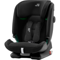 Britax Römer Premium Kindersitz Advansafix I-Size Cosmos Black