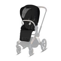 CYBEX Platinum Priam Seat Pack Plus Stardust Black Plus Kollektion 2021