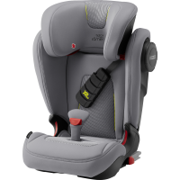 Britax Römer Premium Kindersitz Kidfix III S Cool Flow Silver