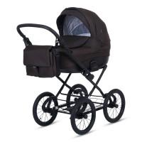 Knorr Baby Kinderwagen KRETA Braun Kollektion 2021