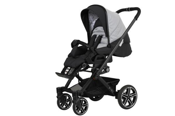 Hartan VIP GTS 411 new born teddy Gestellfarbe schwarz Kollektion 2021