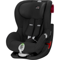 Britax Römer Premium King II LS Black Series Kollektion 2020 Cosmos Black
