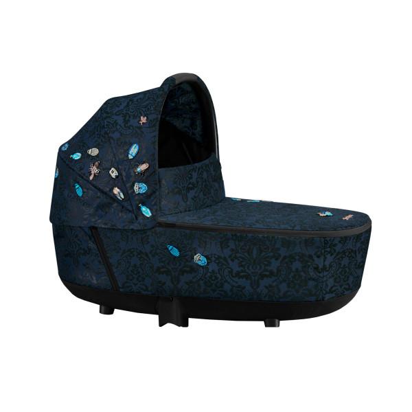 CYBEX PRIAM Lux Kinderwagenaufsatz Jewels of Nature | dark blue