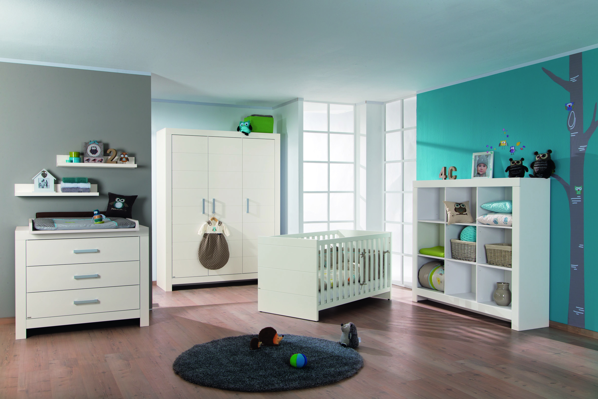 paidi kinderzimmer fiona mit 2 t rigem schrank baby fachmarkt f r babyausstattung gmbh. Black Bedroom Furniture Sets. Home Design Ideas