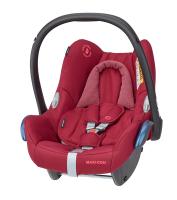 Maxi Cosi Cabriofix Essential Red Kollektion 2021