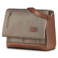 ABC Design Wickeltasche Urban Fashion nature Kollektion 2021