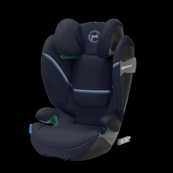 CYBEX Solution S2 i-Fix Navy Blue