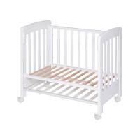 Treppy Dreamy MINI Beistellbett Babybett 85 x 50 cm Weiß