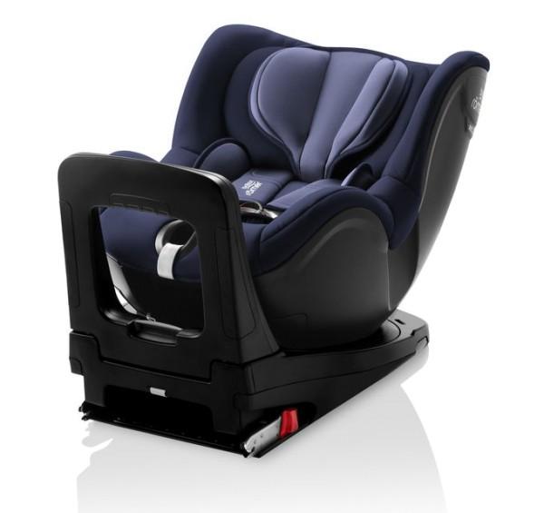 Britax Römer Premium Dualfix i-Size Kollektion 2021 Moonlight Blue