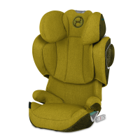 CYBEX Platinum SOLUTION Z I-FIX PLUS Mustard Yellow Kollektion 2021