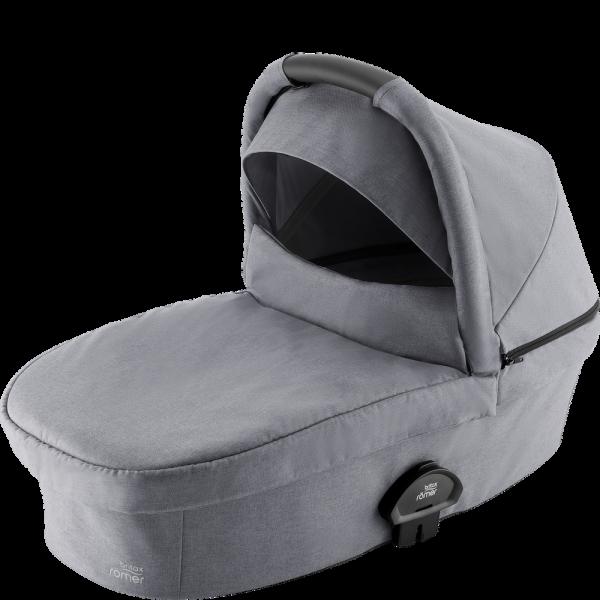 Britax Römer Premium Smile III Kinderwagenaufsatz Frost Grey, Black