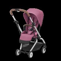 CYBEX Gold EEZY S TWIST 2 SLV Magnolia Pink Kollektion 2021