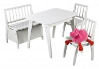 Geuther Sitzgruppe Bambino Weiß