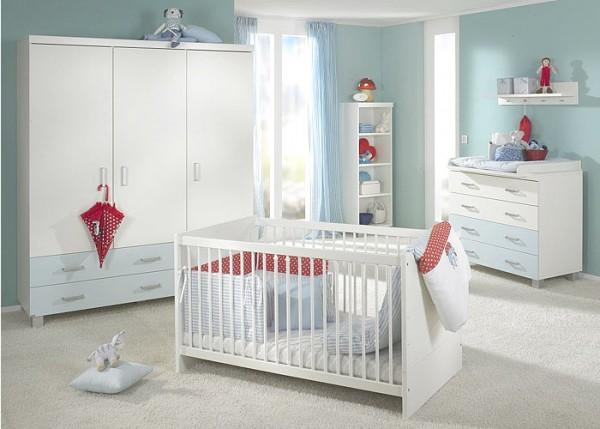 Paidi Biancomo Bleu Kinderzimmer