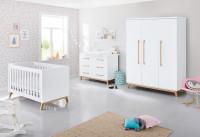 Pinolino Riva Kinderzimmer extrabreit groß GESICHERTER Versand direkt vom Hersteller