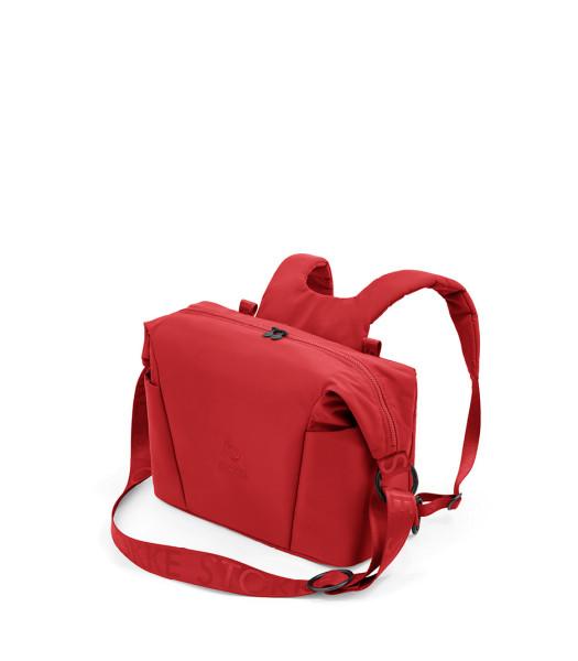 STOKKE® XPLORY® X WICKELTASCHE Ruby Red