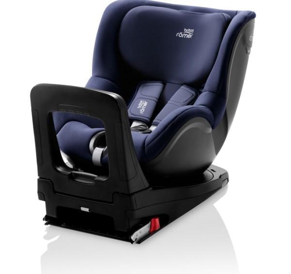 Britax Römer Premium Kindersitz Dualfix M i-Size Kollektion 2021 Moonlight Blue