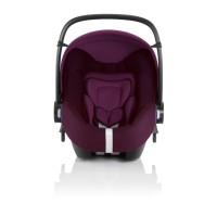 BRITAX RÖMER PREMIUM Baby-Safe² i-Size Babyschale Burgundy Red 2021